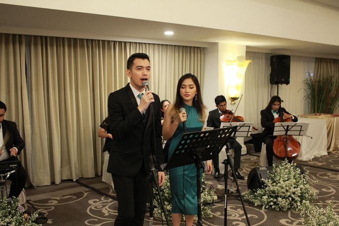 MC Wedding The Tribrata Dharmawangsa Hotel Jakarta - Anthony Stevven by Anthony Stevven - 019