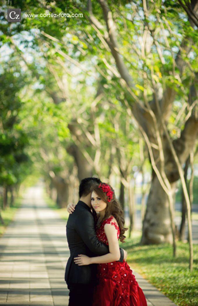 Michael & Farrah by Cortez photography - 020