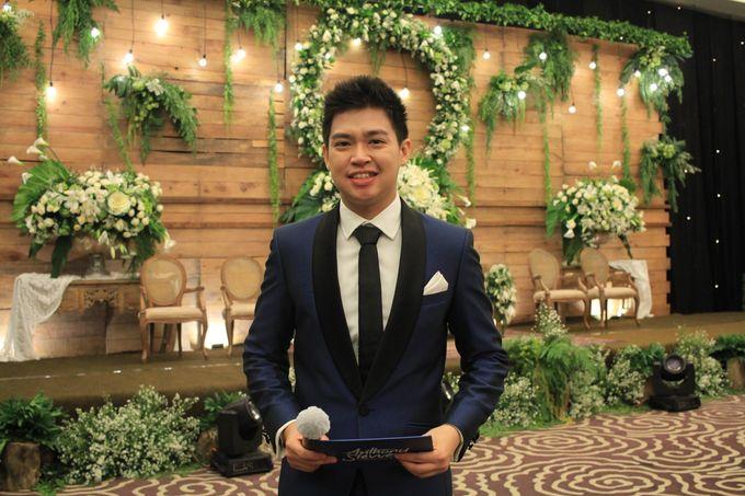 MC Wedding Financial Club Jakarta - Anthony Stevven by Financial Club Jakarta - 005