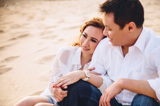 HENDY AND AMEL ENGAGEMENT PHOTOSHOOT by limitless portraiture - 015