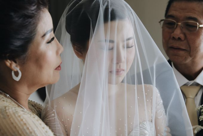The Wedding of Alvin & Febriyana by Lavene Pictures - 007