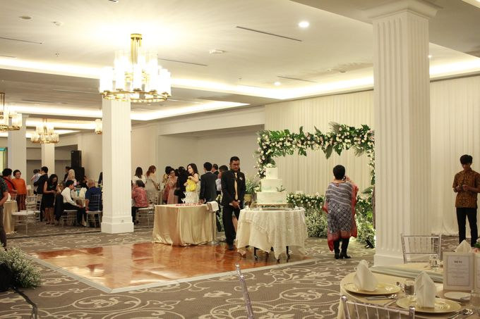 MC Wedding The Tribrata Dharmawangsa Hotel Jakarta - Anthony Stevven by Anthony Stevven - 009