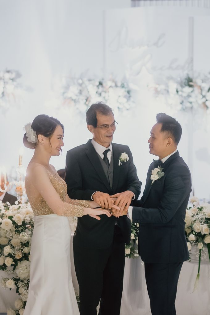 MC Wedding Intimate Fairmont Jakarta - Anthony Stevven by Anthony Stevven - 039