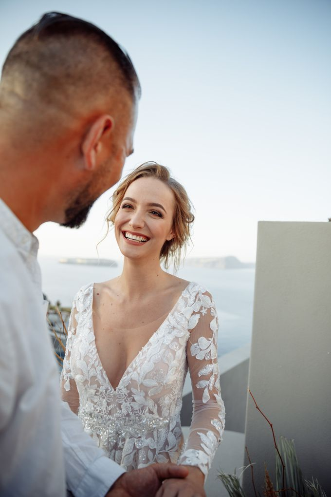 This is a wedding story about a beautiful couple in an incredible corner of the earth. The newlyweds have chosen a beautiful place to hold their weddi by Miller Photography - 031
