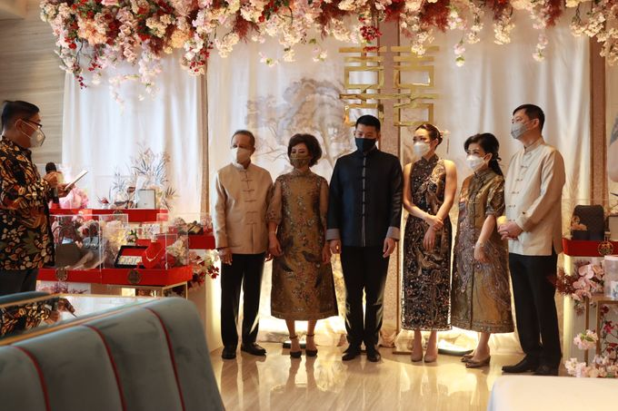 Sangjit House Of Yuen Hotel Fairmont Jakarta - MC Anthony Stevven by NOMA Jewelry & Accessories - 032