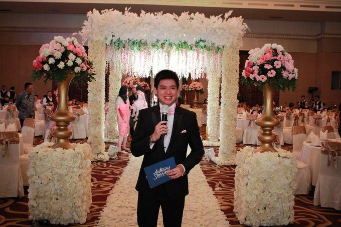 Anthony Stevven MC Wedding SunCity Jakarta by KEYS Entertainment - 003