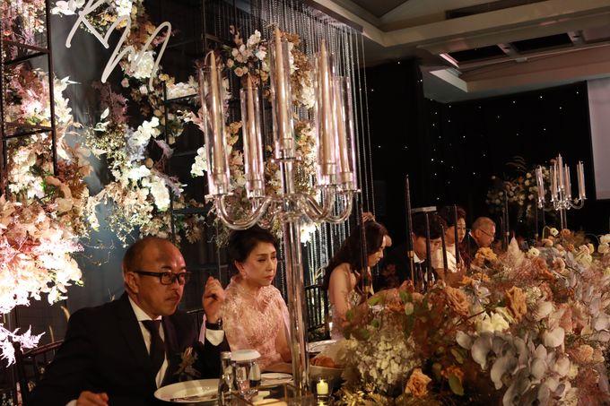 MC Wedding Intimate Ayana Midplaza Jakarta - Anthony Stevven by AYANA Midplaza JAKARTA - 021