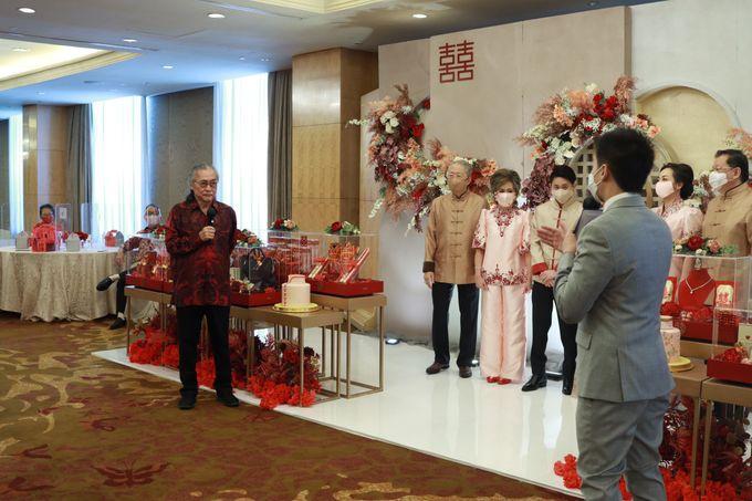 MC Sangjit Hotel Mulia Gerbera Room Jakarta - Anthony Stevven by Anthony Stevven - 006
