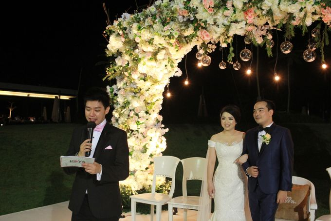 MC Wedding Royal Tulip Bogor - MC Anthony Stevven by KEYS Entertainment - 010