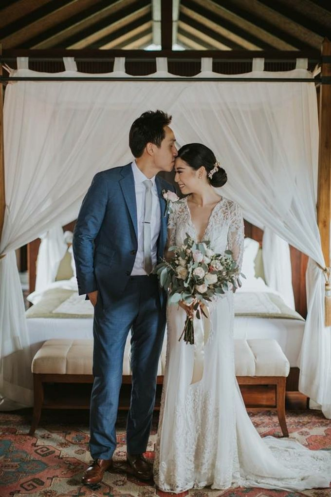 Wedding of Evelyn & Keith by Beyond Decor Company - 012