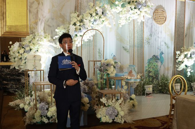 MC Sangjit Hotel Mulia Ballroom Jakarta - Anthony Stevven by Anthony Stevven - 039