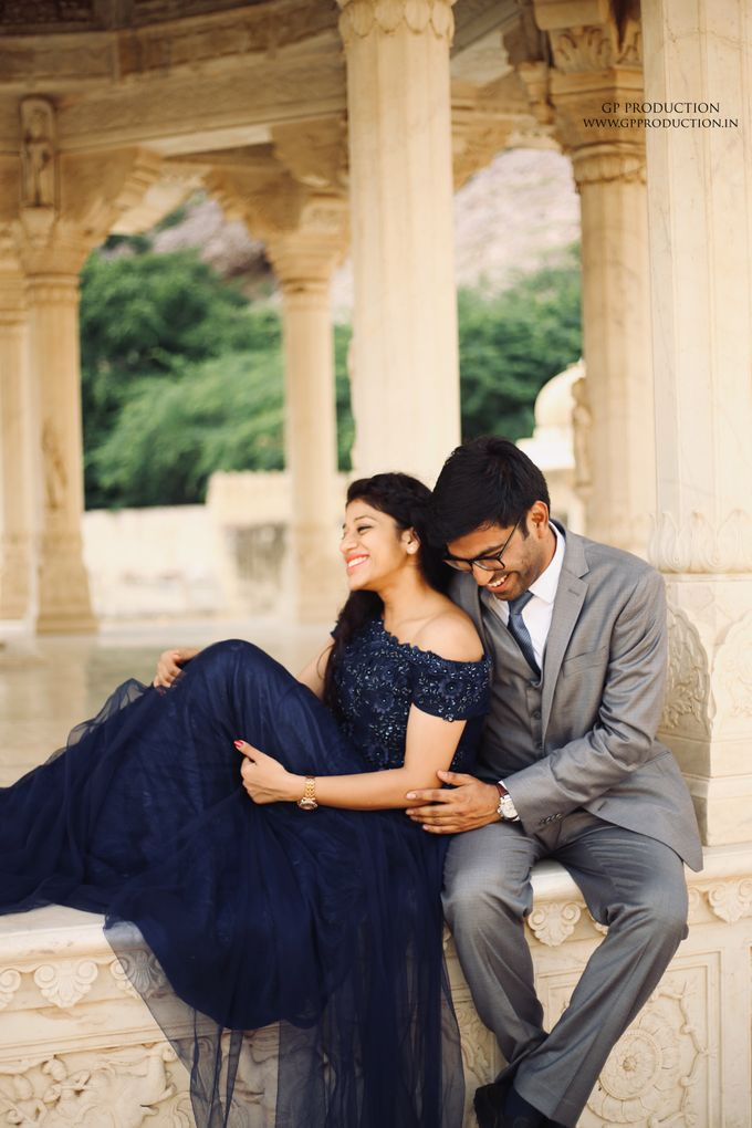 Pre Wedding Shoot by GP PRODUCTION - 008