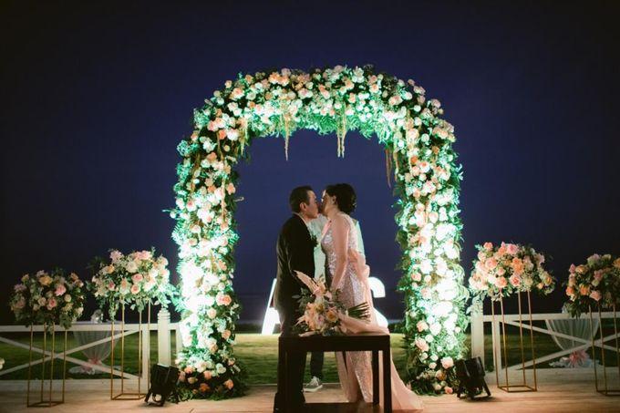 The wedding of  Larry & Anastasia by Dua Insan Decoration - 008