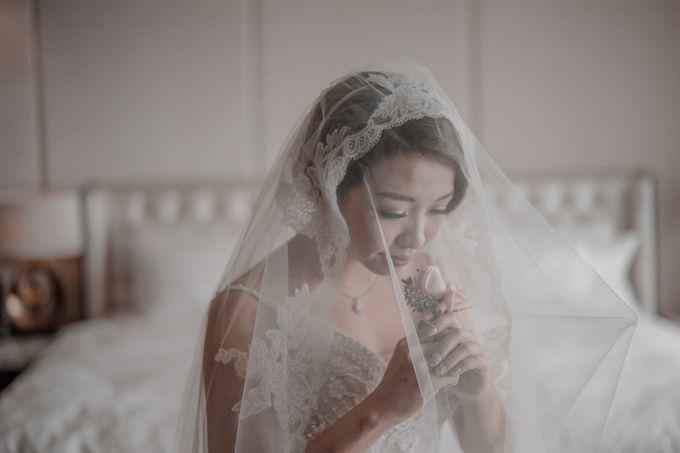 Alvin & Natasha Wedding by Philip Formalwear - 015