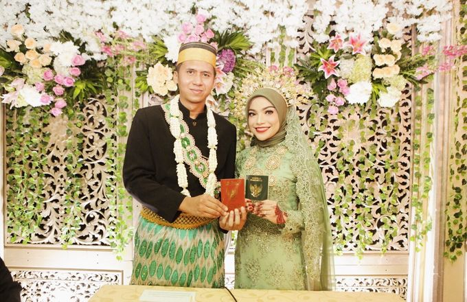 Khalida & Amri Wedding by Akuwedding - 001