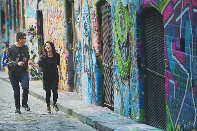 Rendy + Sity: Melbourne, I'm in Love by Wiki Lee - 011