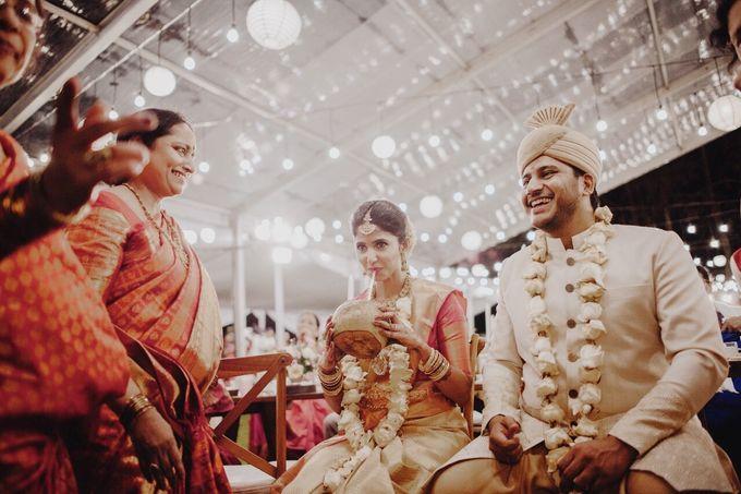 The Wedding Of Nishant & Vinutha by Elior Design - 001