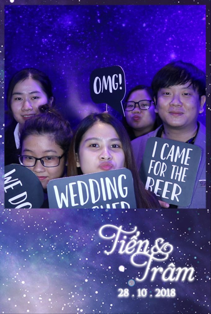 Tien & Tram Wedding by PicCell Vietnam - 001
