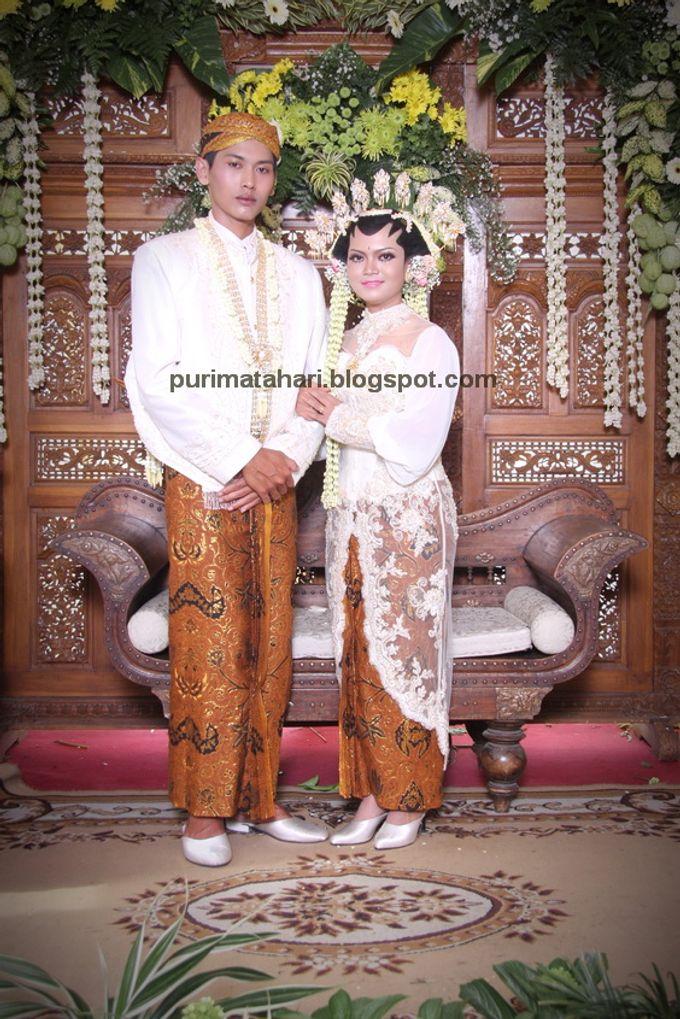 Pengantin Jawa by Puri Matahari Rias Pengantin - 008