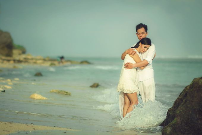 JOHN & HANNY PREWEDDING by DW PhotoArt Bali - 004