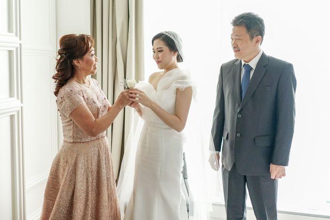 Wedding Of Sastra & Gracia (Green) by Ohana Enterprise - 011