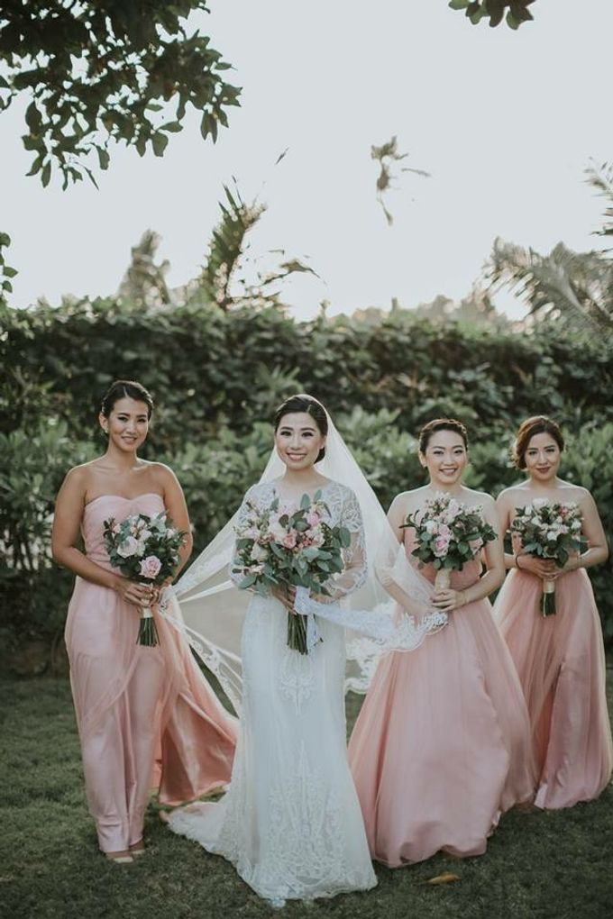 Wedding of Evelyn & Keith by Beyond Decor Company - 040