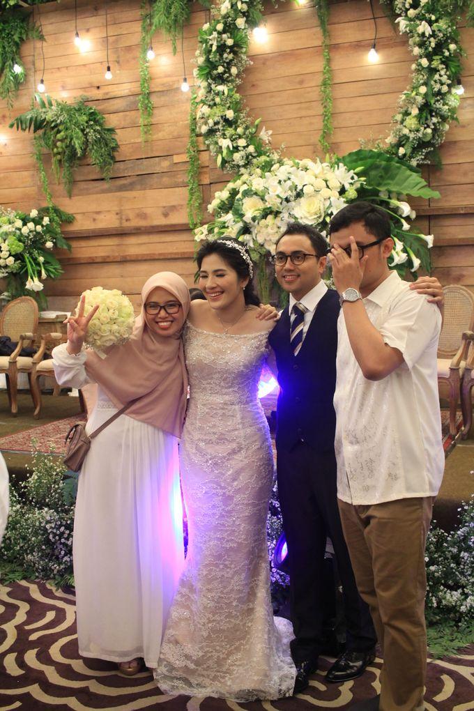 MC Wedding Financial Club Jakarta - Anthony Stevven by Financial Club Jakarta - 007