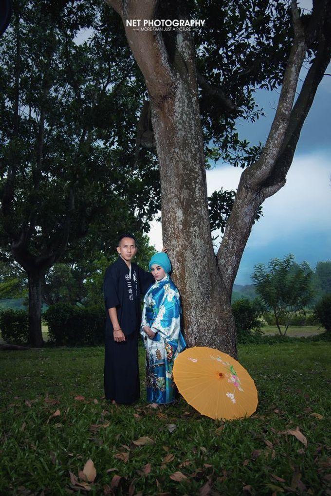 HAFSAH & BAGAS | PREWEDDING by NET PHOTOGRAPHY - 006
