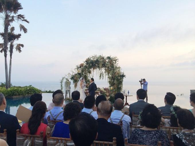 Andree & Priscilla by Elkana Wedding Organizer - 005