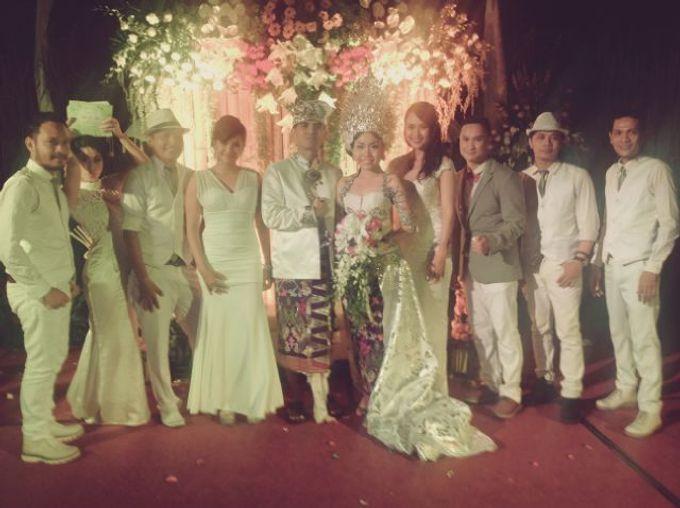 The Wedding of Adi and Ika by NEXTBEAT BAND BALI - 002