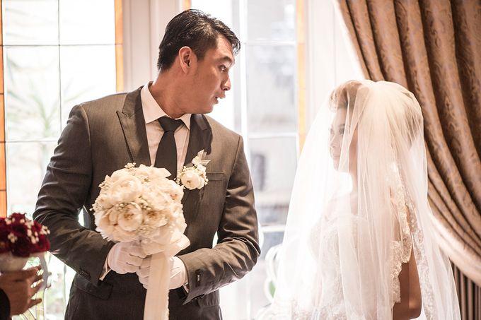 Wedding of Indrajaya & Maria by All Occasions Wedding Planner - 008