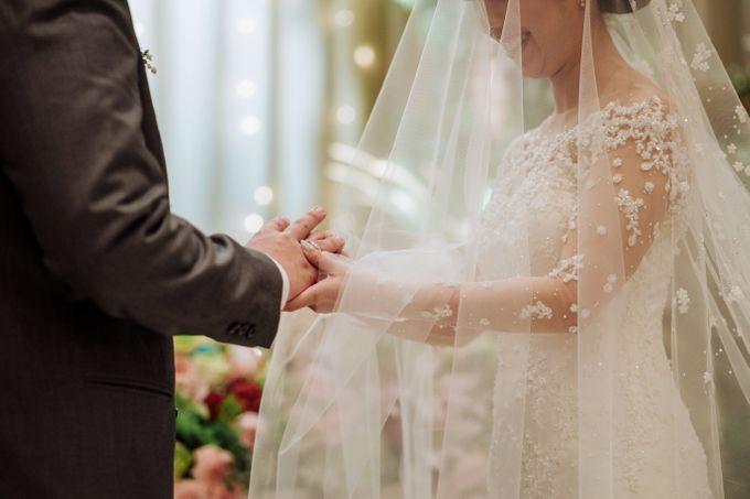 Rudy & Irene Wedding by One Heart Wedding - 048