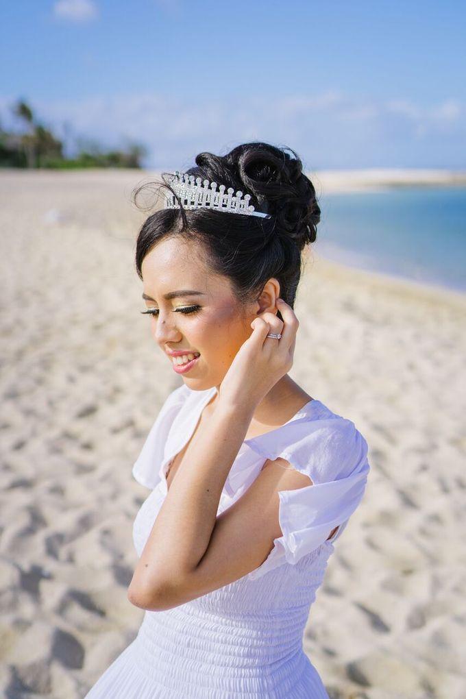 Sherly & Ian Wedding by Love Bali Weddings - 009
