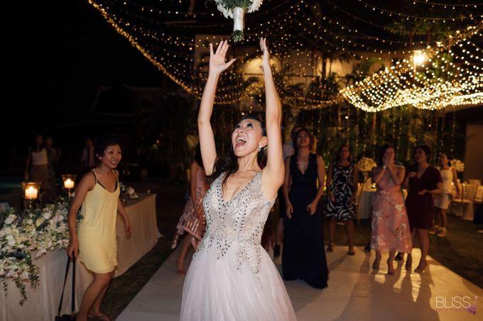 Wedding at villa Aye Phuket Thailand by BLISS Events & Weddings Thailand - 014