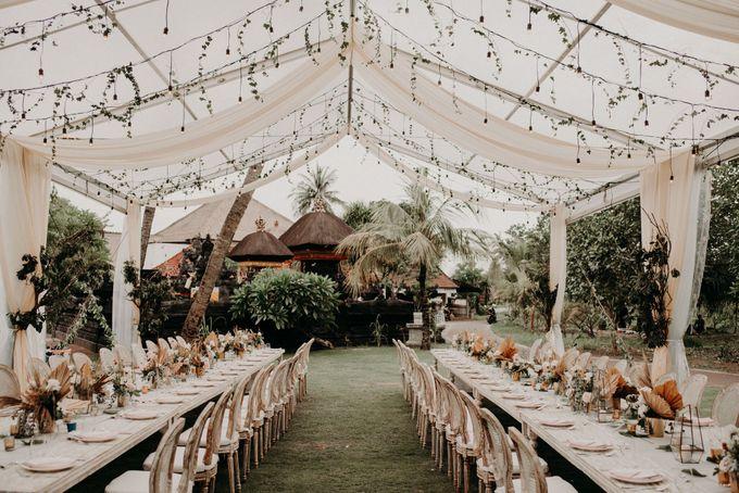 Caitlin & Kenny Wedding by Holiday Inn Resort Baruna Bali - 005