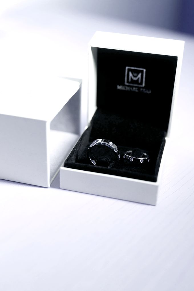 MT Wedding Bands by Michael Trio - 023