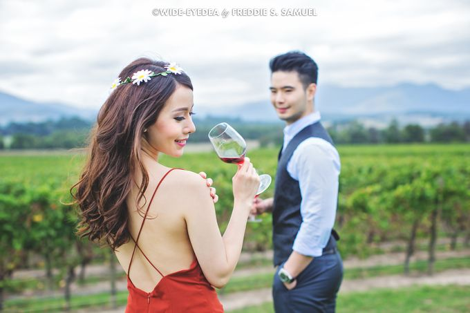 Prewedding - Ivan & Viena by Keziah Shierly Makeup Artist - 004