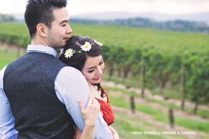 Prewedding - Ivan & Viena by Keziah Shierly Makeup Artist - 003