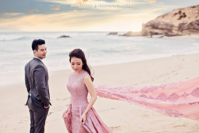 Prewedding - Ivan & Viena by Keziah Shierly Makeup Artist - 002