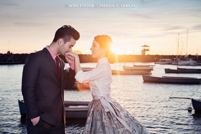 Prewedding - Ivan & Viena by Keziah Shierly Makeup Artist - 001