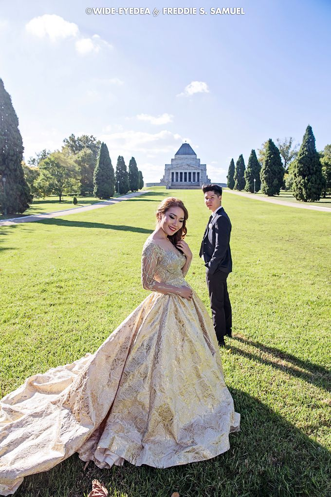 Prewedding - Feren & Jilly by Keziah Shierly Makeup Artist - 002