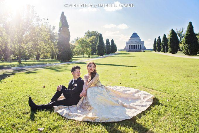 Prewedding - Feren & Jilly by Keziah Shierly Makeup Artist - 003