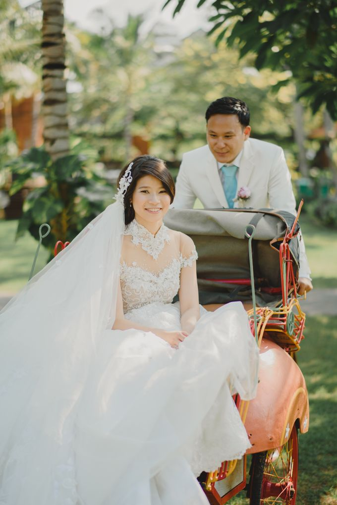 Wedding of Ronald & Claire by Bali Dream Wedding - 004