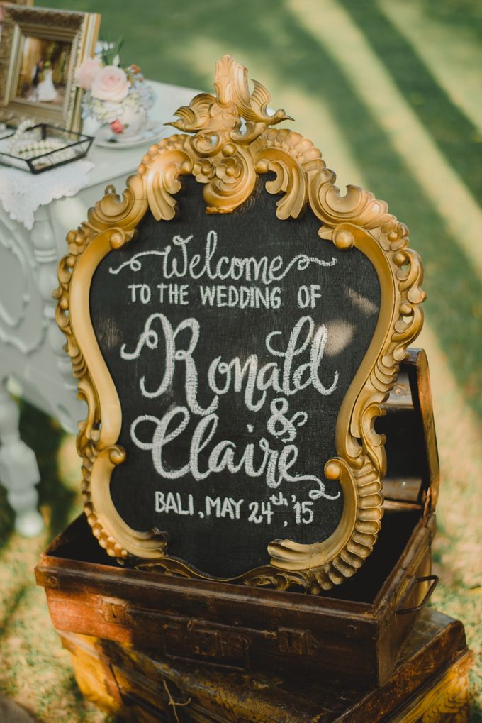 Wedding of Ronald & Claire by Bali Dream Wedding - 023