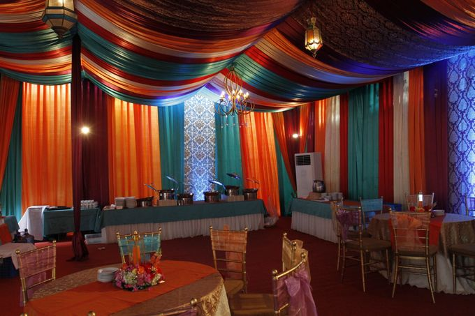 Moroccan Decoration by Charissa Event & Wedding Decoration - 010