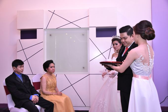 The Wedding of Cristina and Melvin by Fame Hotel Gading Serpong - 002