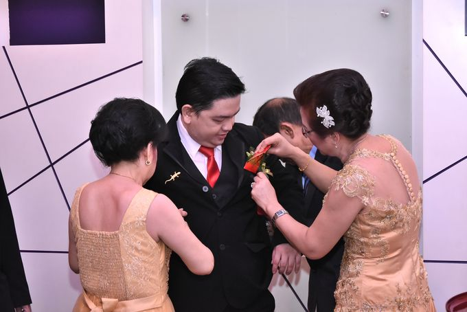 The Wedding of Cristina and Melvin by Fame Hotel Gading Serpong - 003