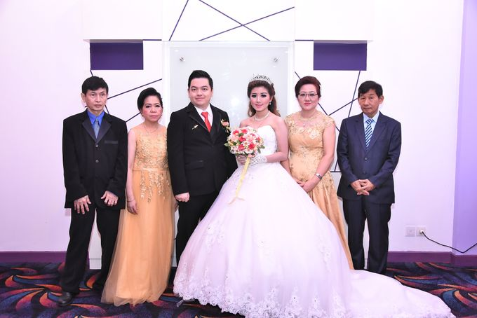 The Wedding of Cristina and Melvin by Fame Hotel Gading Serpong - 004