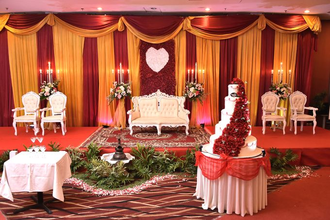 The Wedding of Cristina and Melvin by Fame Hotel Gading Serpong - 005