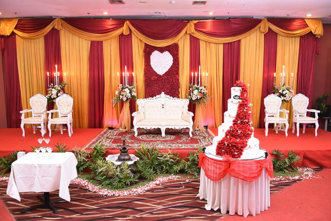 The Wedding of Cristina and Melvin by Fame Hotel Gading Serpong - 006